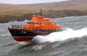 Midwest Radio - RNLI Rescue Two People Caught in a Rising